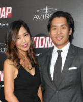 Gregory Chou, Guest - Hollywood - 01-08-2017 - Halle Berry mimetica per Kidnap: sul red carpet come in guerra!