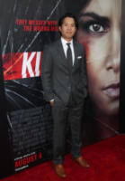 Gregory Chou - Hollywood - 01-08-2017 - Halle Berry mimetica per Kidnap: sul red carpet come in guerra!