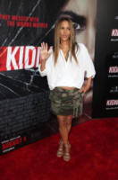 Halle Berry - Hollywood - 01-08-2017 - Halle Berry mimetica per Kidnap: sul red carpet come in guerra!