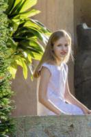 Principessa Leonor di Borbone - Palma de Mallorca - 31-07-2017 - Felipe e Letizia di Spagna, gruppo di famiglia in... esterna!