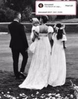 Matthew McRae, Bianca Balti - 02-08-2017 - Bianca Balti sposa in D&G: è suo l'abito più bello dell'anno?