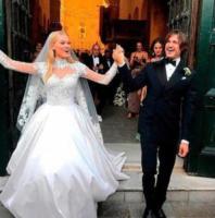 Valerio Morabito, Vita Sidorkina - Ravello - 02-08-2017 - Bianca Balti sposa in D&G: è suo l'abito più bello dell'anno?