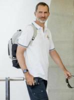 Re Filippo VI di Spagna - Palma de Mallorca - 02-08-2017 - Felipe di Borbone, re e capitano alla Copa del Rey