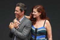 Eric McCormack, Debra Messing - Universal City - 02-08-2017 - Will & Grace: il revival riparte... con un bacio!