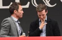 Eric McCormack, Sean Hayes - Los Angeles - 02-08-2017 - Will & Grace: il revival riparte... con un bacio!