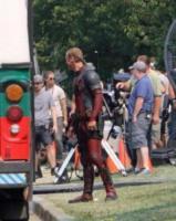 Stuntman - Vancouver - 02-08-2017 - Zazie Beetz vola sul set di Deadpool 2