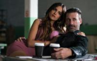 Eiza Gonzalez, Jon Hamm - Los Angeles - 28-06-2017 - Baby Driver - Il Genio della Fuga (7 settembre 2017)
