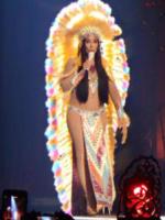 Cher - Las Vegas - 02-08-2017 - Cher, il grande ritorno della diva trasformista