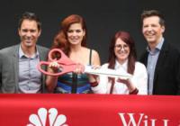 Eric McCormack, Sean Hayes, Megan Mullally, Debra Messing - California - 02-08-2017 - Il grande ritorno di Will & Grace: tutti i dettagli
