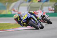 Andrea Dovizioso, Valentino Rossi - Brno - 06-08-2017 - Gp Repubblica Ceca: vince Marquez, Rossi quarto