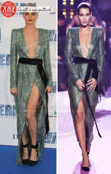 Bella Hadid, Cara Delevingne - 07-08-2017 - Chi lo indossa meglio? Irina Shayk e Bella Hadid