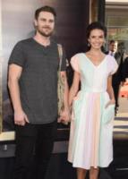 Grey Damon, Alice Greczyn - Hollywood - 07-08-2017 - Talitha Bateman è una bambola in fiore alla prima di Annabelle 2