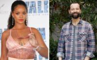 Fabio Volo, Rihanna - Milano - Star come noi: anche i vip hanno i loro beniamini