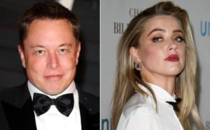 Elon Musk, Amber Heard - Los Angeles - 08-08-2017 - Sean Penn e Amber Heard, il nuovo amore di Hollywood