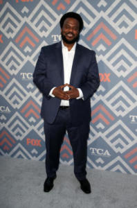 Craig Robinson - West Hollywood - 09-08-2017 - Vanessa Hudgens brilla sul red carpet degli TCA Awards 2017