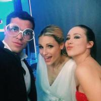 Goffredo Cerza, Aurora Ramazzotti, Michelle Hunziker - Aurora Ramazzotti: