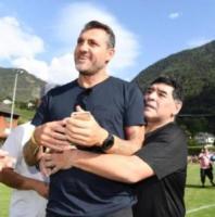Christian Vieri, Diego Armando Maradona - Milano - Bobo Vieri: ecco la sua nuova fidanzata