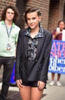 Millie Bobby Brown - New York - 10-08-2017 - Millie Bobby Brown è stata intervistata da Drew Barrymore