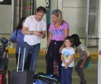 Josep Santacana, Arantxa Sanchez-Vicario - Miami Beach - 09-08-2017 - La riconoscete? È stata la numero uno del tennis femminile