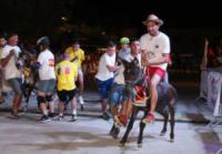Donkey Race - Croazia - 10-08-2017 - L'asino più veloce del mondo è italiano
