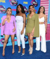 Fifth Harmony - Los Angeles - 13-08-2017 - Teen Choice Awards: a Los Angeles si celebrano i divi del futuro