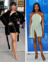 Jennifer Hudson, Naomi Campbell - 14-08-2017 - Chi lo indossa meglio? Jennifer Hudson e Naomi Campbell