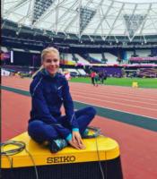 Darja Igorevna Klisina - Londra 2017: gli atleti più belli dei mondiali d'atletica