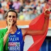 Gianmarco Tamberi - Milano - Londra 2017: gli atleti più belli dei mondiali d'atletica