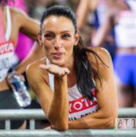 Ivet Miroslavova Lavova Collio - Londra 2017: gli atleti più belli dei mondiali d'atletica