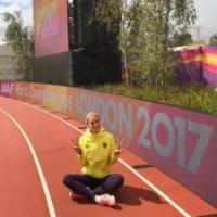 Kristin Gierisch - Londra 2017: gli atleti più belli dei mondiali d'atletica