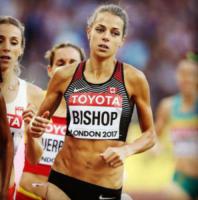 Melissa Bishop - Londra 2017: gli atleti più belli dei mondiali d'atletica