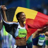 Nafissatou Thiam - Londra 2017: gli atleti più belli dei mondiali d'atletica