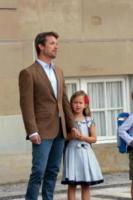 principessa Josephine di Danimarca, principe Vincent di Danimarca, Principe Frederick - Copenhagen - 15-08-2017 - Piccoli reali di Danimarca crescono: il primo giorno di scuola