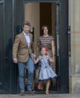 principessa Josephine di Danimarca, Principessa Mary di Danimarca - Copenhagen - 15-08-2017 - Piccoli reali di Danimarca crescono: il primo giorno di scuola