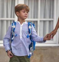 principe Vincent di Danimarca - Copenhagen - 15-08-2017 - Piccoli reali di Danimarca crescono: il primo giorno di scuola