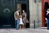 principessa Josephine di Danimarca, Principe Frederick, Principessa Mary di Danimarca - Copenhagen - 15-08-2017 - Piccoli reali di Danimarca crescono: il primo giorno di scuola