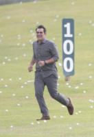 Ty Burrell - Los Angeles - 14-08-2017 - Modern Family, Julie Bowen si fa in quattro per il golf