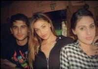 Jeremias Rodriguez, Cecilia Rodriguez, Belen Rodriguez - Milano - Gf Vip 2, il bacio saffico imperdibile tra Belen e Ilary Blasi