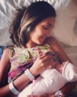 Cora Brera, Caterina Balivo - 17-08-2017 - Megan Gale & C, quelle che allattano sui social