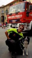Nicola Ronga, Camilla - Camogli - Camilla, angelo di Amatrice, vince il Premio Fedeltà del Cane