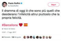 Paolo Ruffini - Barcellona - 17-08-2017 - Attentato a Barcellona, il cordoglio delle star sui social