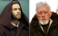Alec Guinness, Ewan McGregor - Los Angeles - 17-08-2017 - Star Wars, in lavorazione lo spin-off su Obi-Wan Kenobi