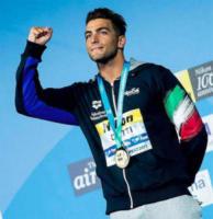 Gabriele Detti - Milano - 18-08-2017 - Federica Pellegrini, la nuova fiamma potrebbe essere lui