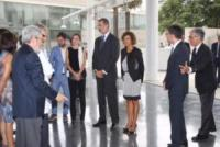 Re Felipe di Borbone, Letizia Ortiz - Barcellona - 19-08-2017 - Barcellona, i reali in visita ai feriti dell'attentato: le foto