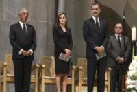 Felipe VI of Spain, Marcelo Rebelo de Sousa, Letizia Ortiz - Barcellona - 20-08-2017 - Barcellona, i reali in visita ai feriti dell'attentato: le foto