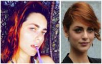 Miriam Leone - Milano - 21-08-2017 - Prima e dopo: il miracolo del make up!