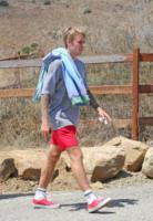 Justin Bieber - Malibu - 21-08-2017 - Justin Bieber, altro che vacanze: è tempo di hiking
