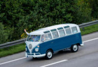 Volkswagen Kombi - Hannover - 06-08-2017 - Torna il Volkswagen Bulli, il pulmino preferito dagli hippie