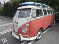 Volkswagen Kombi - Hannover - 04-10-2015 - Torna il Volkswagen Bulli, il pulmino preferito dagli hippie