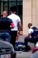 Attacco terroristico Bruxelles - Bruxelles - 25-08-2017 - Aggressore ucciso a Bruxelles:
